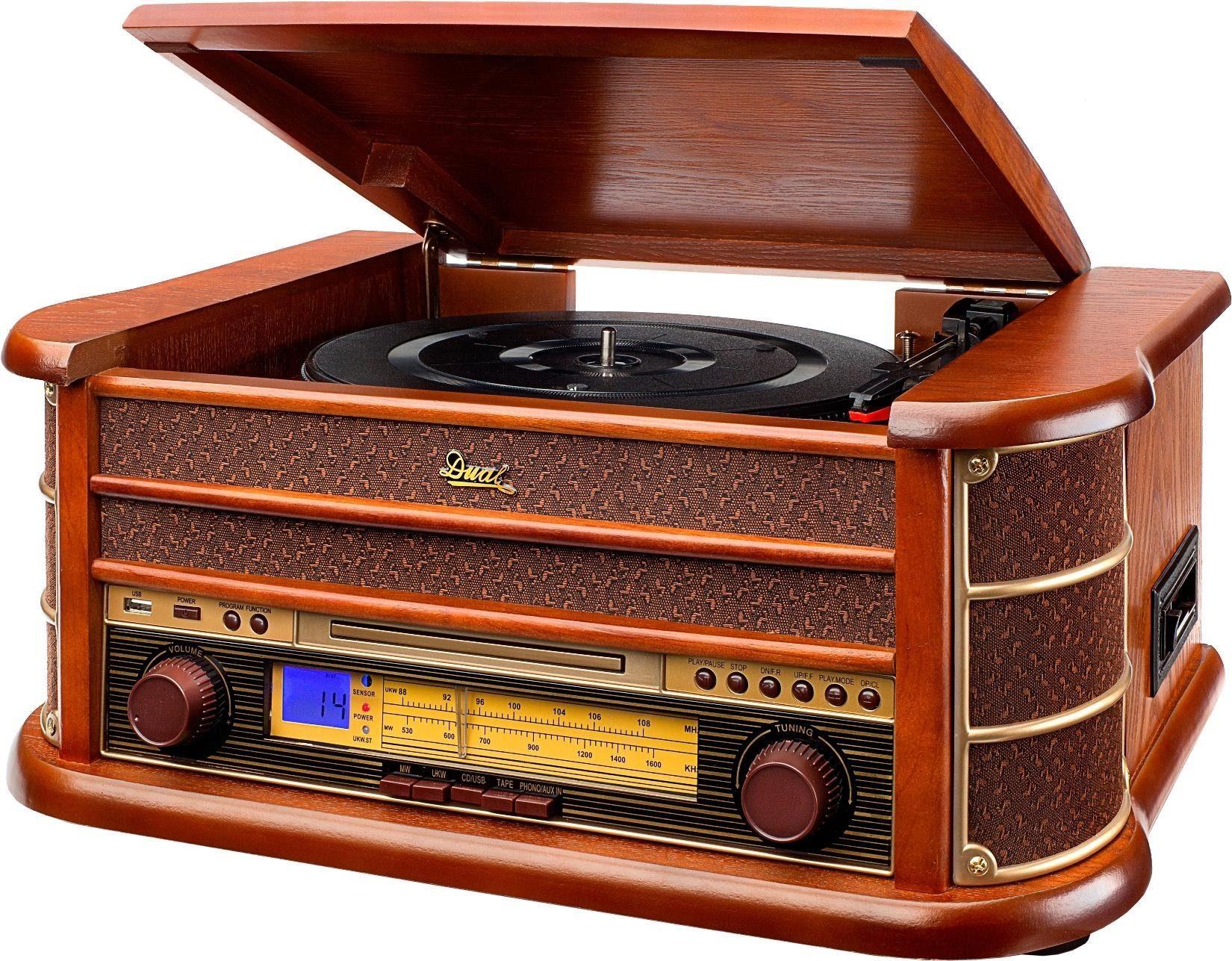 Dual NR 4 Stereo Komplettanlage