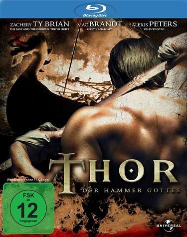 Blu-ray »Thor - Der Hammer Gottes«