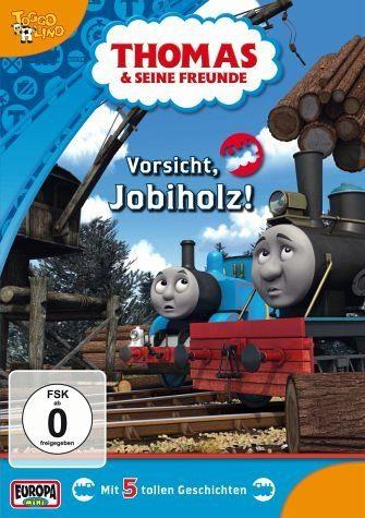 DVD »Thomas & seine Freunde - Vorsicht, Jobiholz!...«