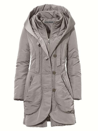 ASHLEY BROOKE by Heine Parka mit Schalkragen