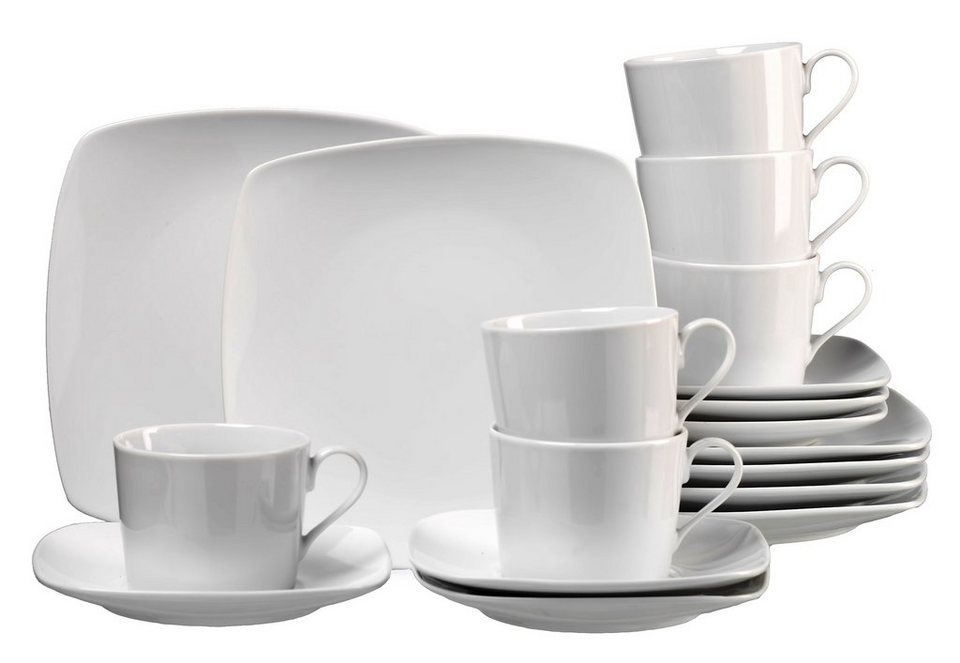 ritzenhoff breker kaffeeservice 18 tlg porzellan sp lmaschinenfest online kaufen otto. Black Bedroom Furniture Sets. Home Design Ideas