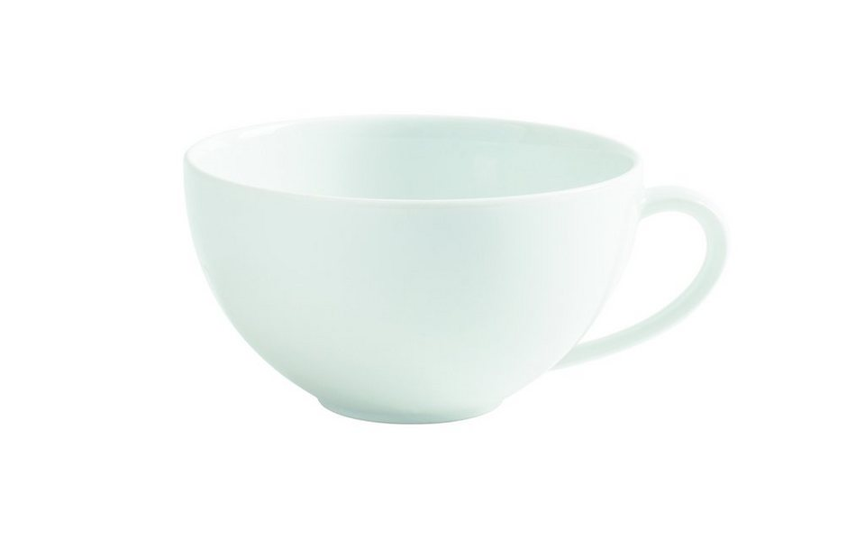 Kahla Tee- Cappuccino-Obertasse »Diner« in Weiß