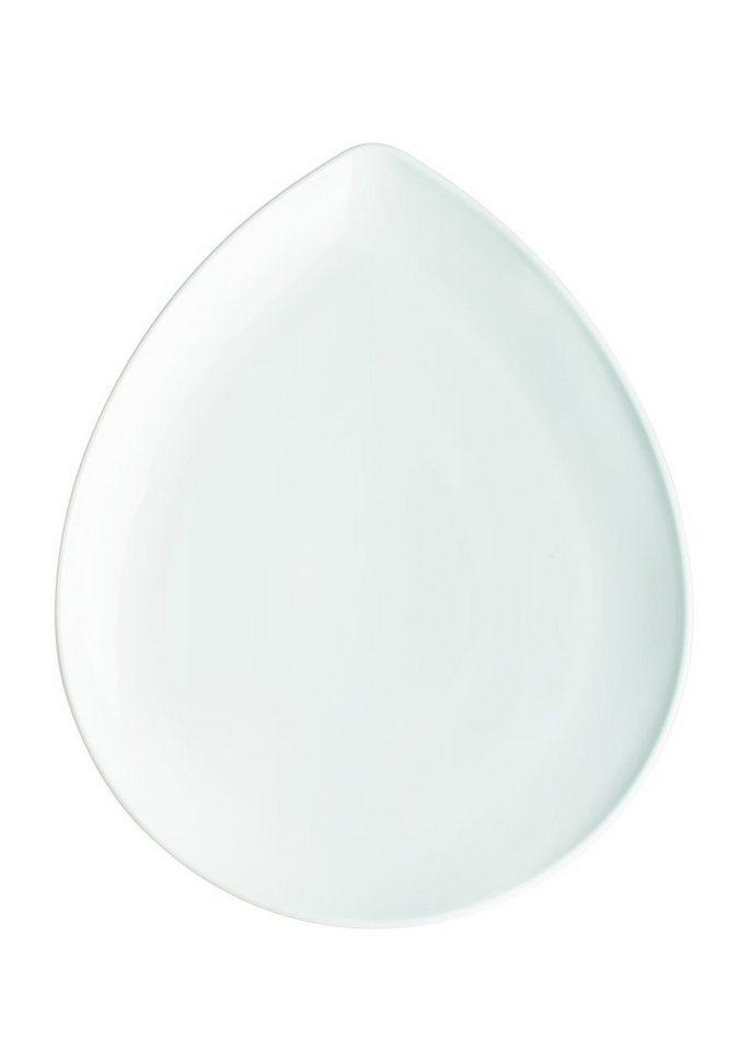 Kahla Platte »Diner« in Weiß
