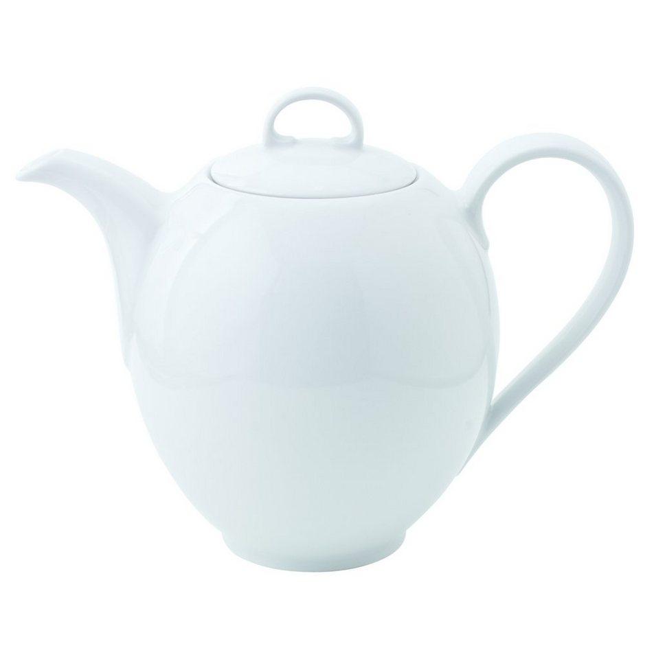 Kahla Kaffeekanne »Aronda« in Weiß