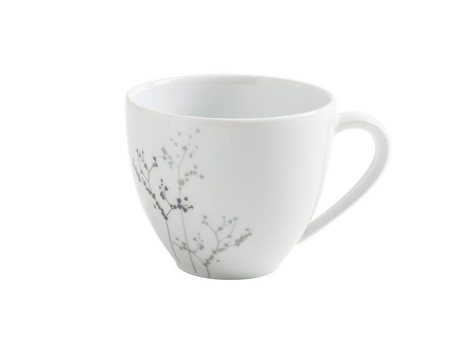 Kahla Espresso-Obertasse »Diner Delicat« in Weiß