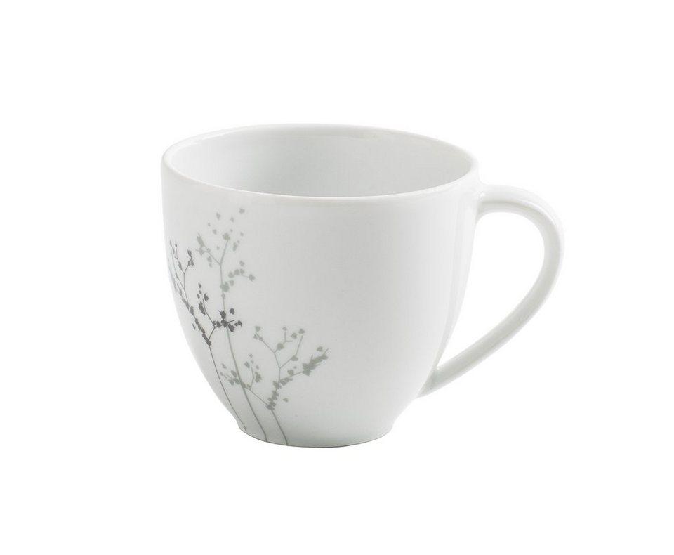 Kahla Kaffee-Obertasse »Diner Delicat« in Weiß
