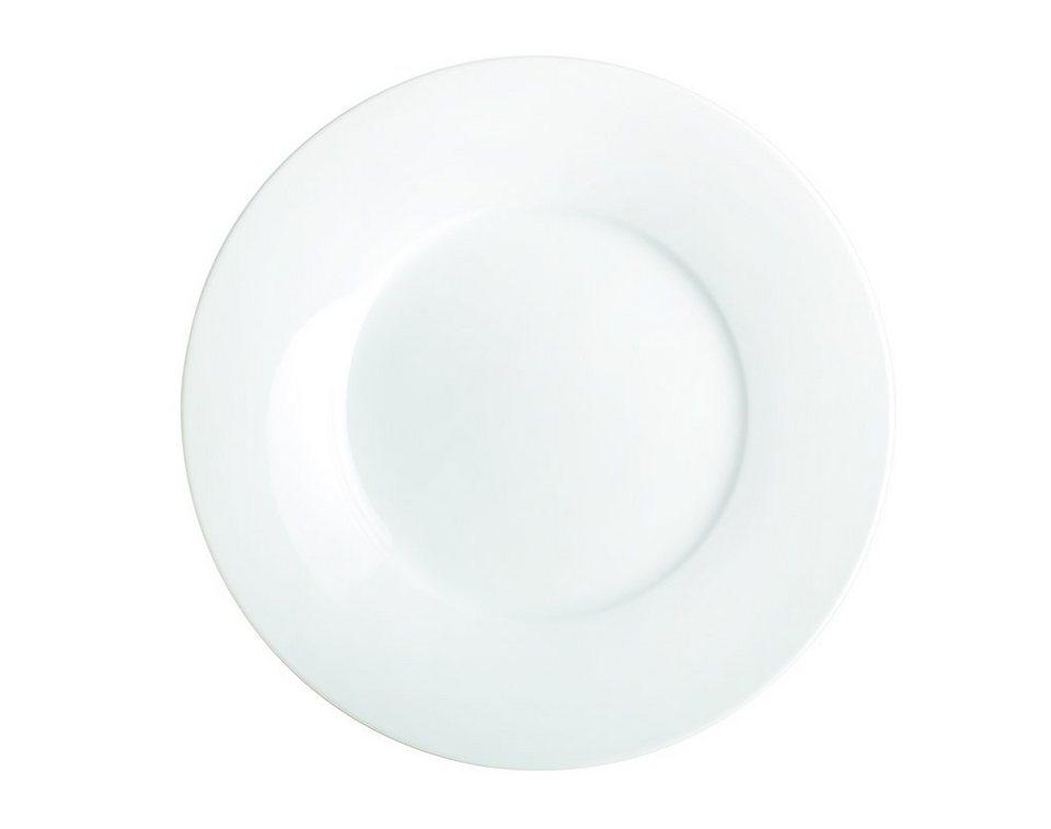 Kahla Essteller »Diner« in Weiß