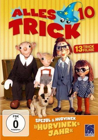 DVD »Alles Trick 10«