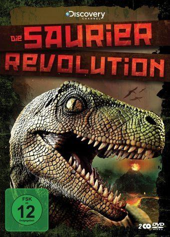 DVD »Die Saurier Revolution«