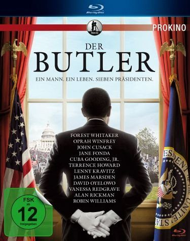 Blu-ray »Der Butler (Limited White House-Edition)«