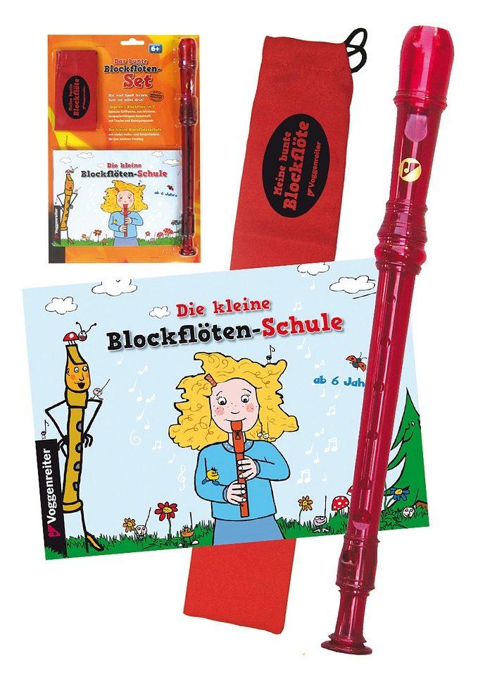 Blockflöten-Set, Voggenreiter
