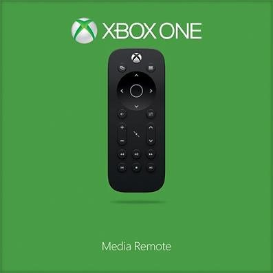 xbox one media remote fernbedienung online kaufen otto. Black Bedroom Furniture Sets. Home Design Ideas