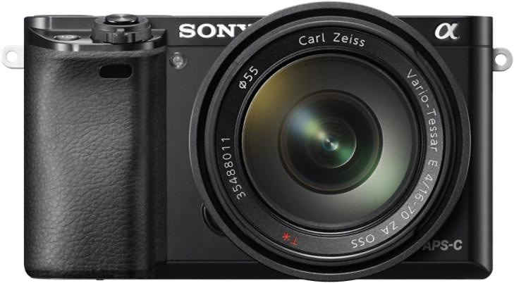 Sony »Alpha ILCE-6000Z« Systemkamera (Carl Zeiss 16-70, 24,3 MP, WLAN (Wi-Fi), Gesichtserkennung, HDR-Aufnahme)