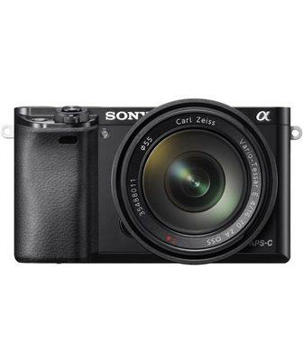 SONY »Alpha ILCE-6000Z« Sisteminis fotoapar...