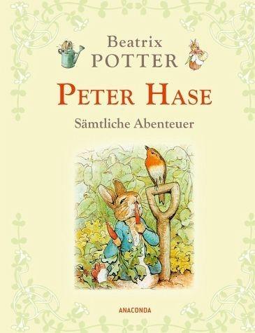 Gebundenes Buch »Peter Hase - Sämtliche Abenteuer«