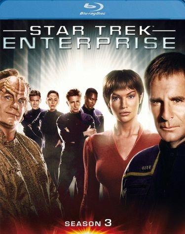 Blu-ray »Star Trek - Enterprise: Season 3 (6 Discs)«