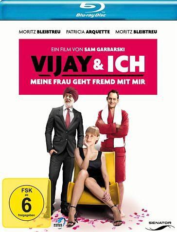 Blu-ray »Vijay & ich - Meine Frau geht fremd mit mir«