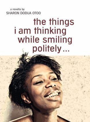 Broschiertes Buch »the things i am thinking while smiling politely«