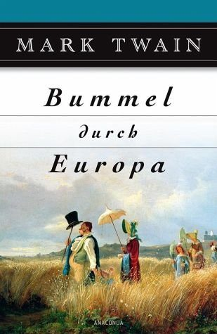 Gebundenes Buch »Bummel durch Europa«