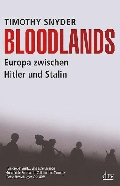 Broschiertes Buch »Bloodlands«