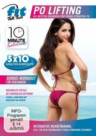 DVD »Fit for Fun - 10 Minute Solution: Po Lifting«