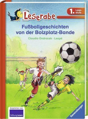 Gebundenes Buch »Fußballgeschichten von der Bolzplatz-Bande«