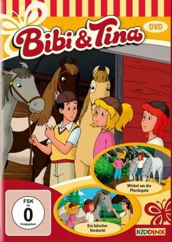 DVD »Bibi & Tina - Wirbel um die Pferdegala / Ein...«