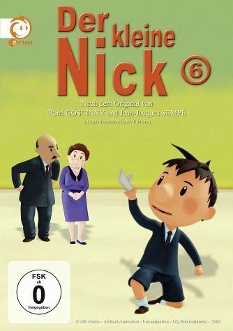 DVD »Der kleine Nick 6«