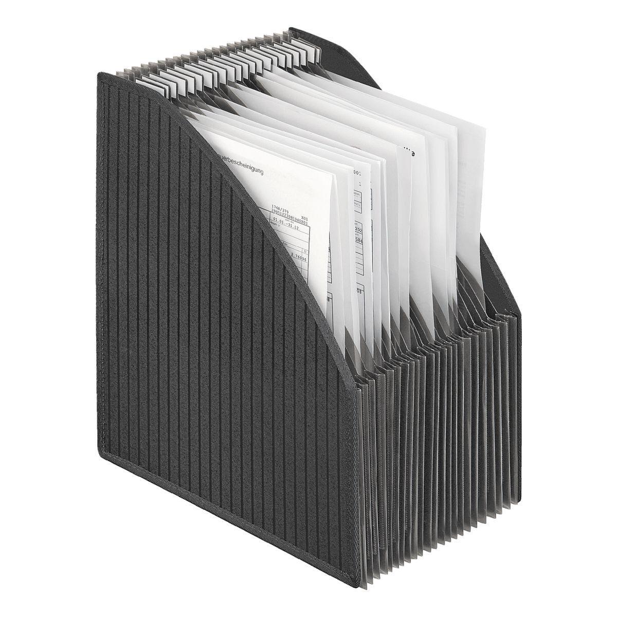 Veloflex Stehsammler-Fächerbox
