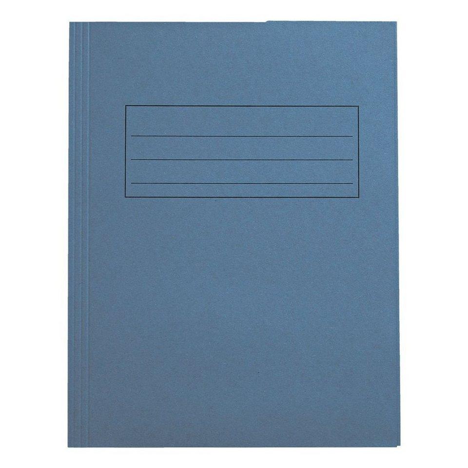 OTTO Office Standard Sammelmappe in blau