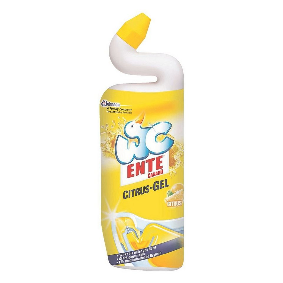 WC-Reiniger »Citrus Gel«
