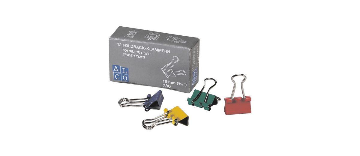 Alco Foldback-Klammern