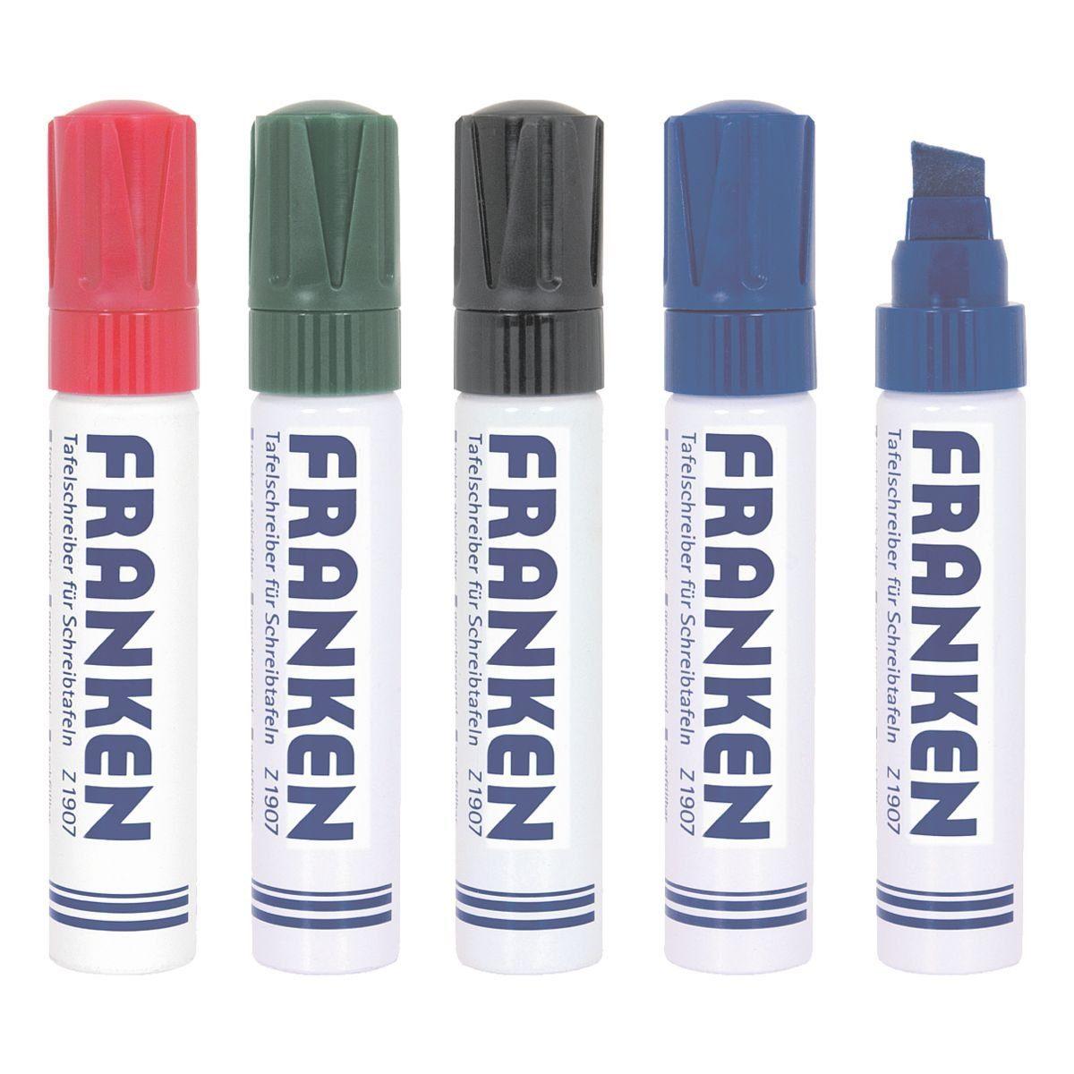 Franken 4er-Pack Whiteboard-Marker »Jumbo Marker«