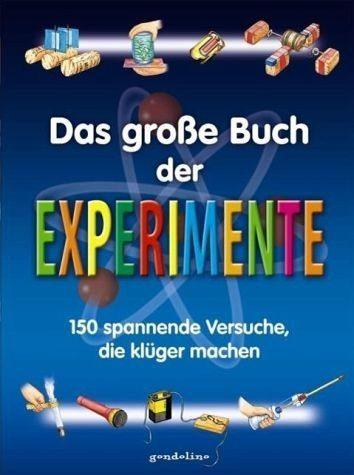 Gebundenes Buch »Das große Buch der Experimente«