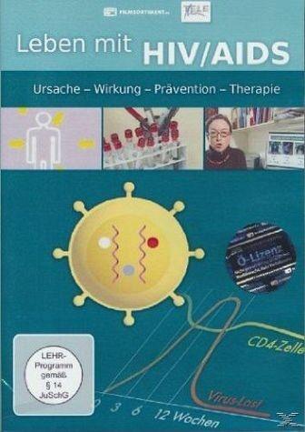 DVD »Leben mit HIV / AIDS: Ursache - Wirkung -...«