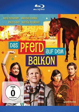 Blu-ray »Das Pferd auf dem Balkon«