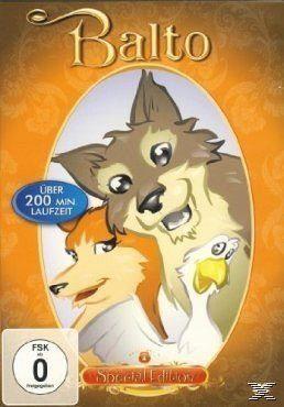DVD »Balto Special Collection«