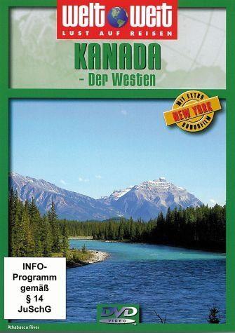 DVD »Weltweit - Kanada: Der Westen«