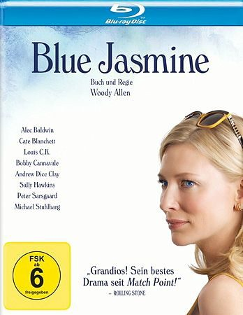 Blu-ray »Blue Jasmine«