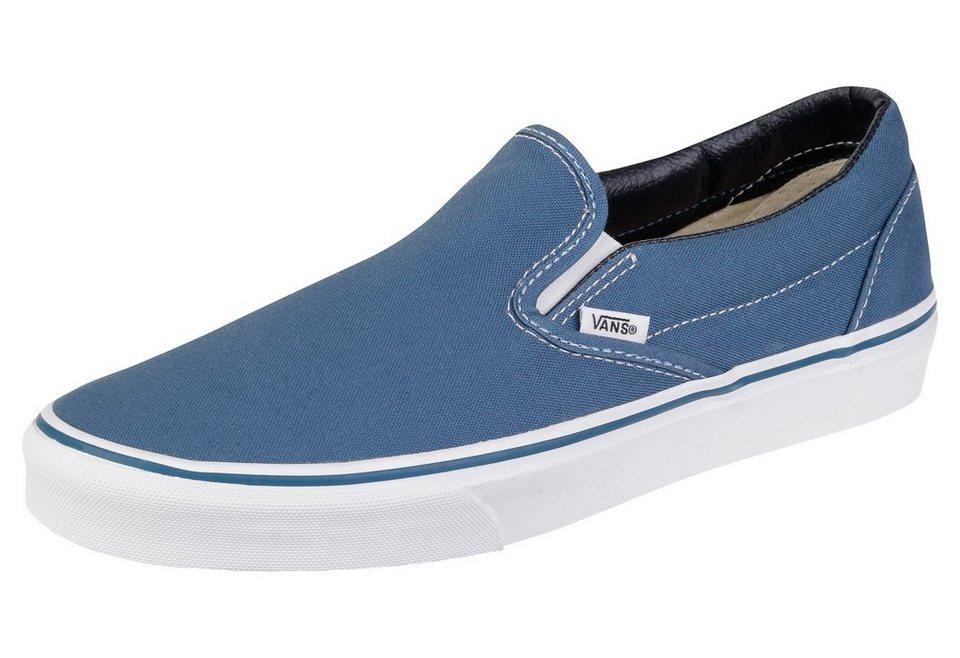 Vans Slipper in Blau