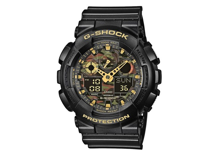 Casio G-Shock Chronograph »GA-100CF-1A9ER«