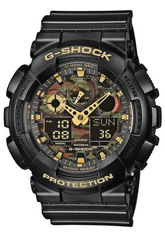 Часы-хронограф »GA-100CF-1A9ER&l...