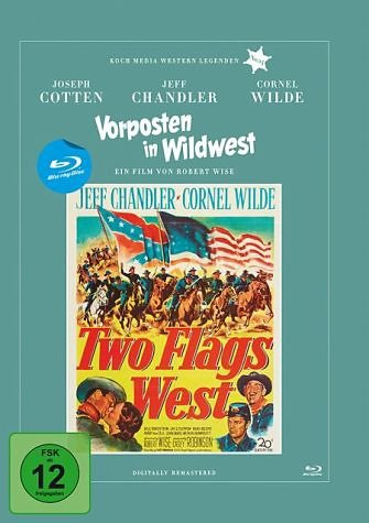 Blu-ray »Vorposten in Wildwest«
