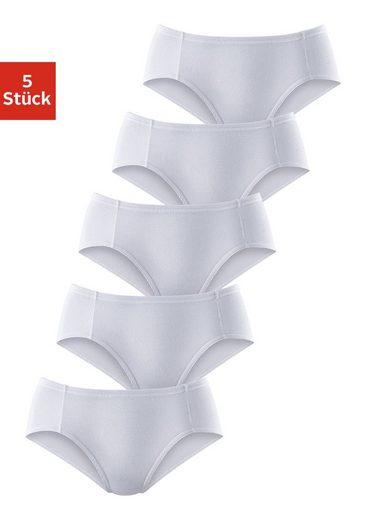 petite fleur Jazzpants (5 Stück) aus weicher Pikee-Qualität