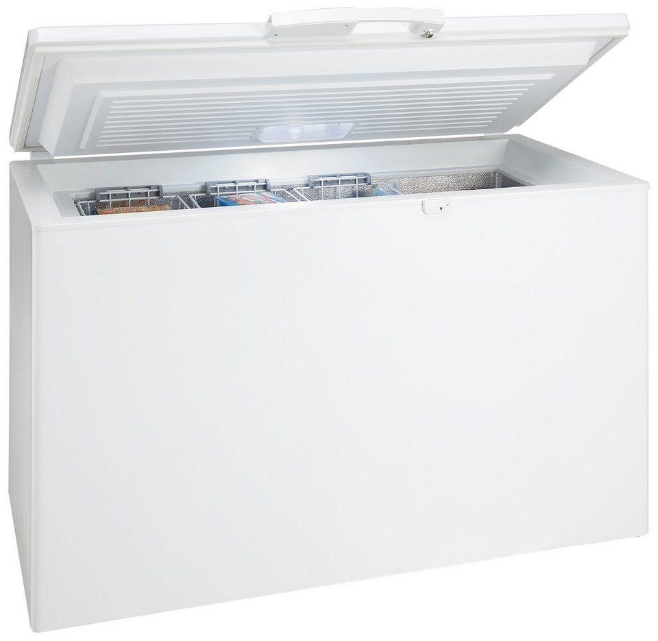Miele Gefriertruhe GT 5236 S, A+++, 128,8 cm breit in weiß