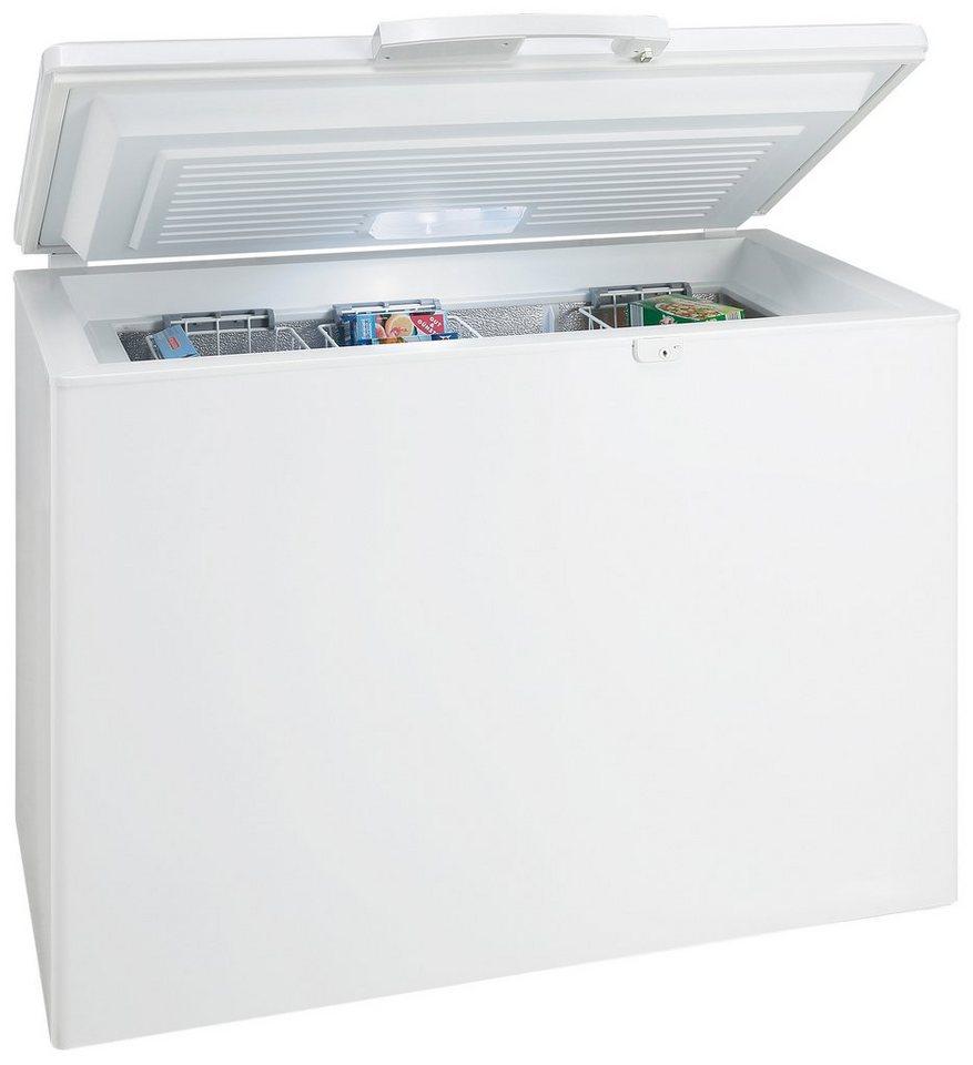 Miele Gefriertruhe GT 5196 S, A+++, 113,2 cm breit in weiß