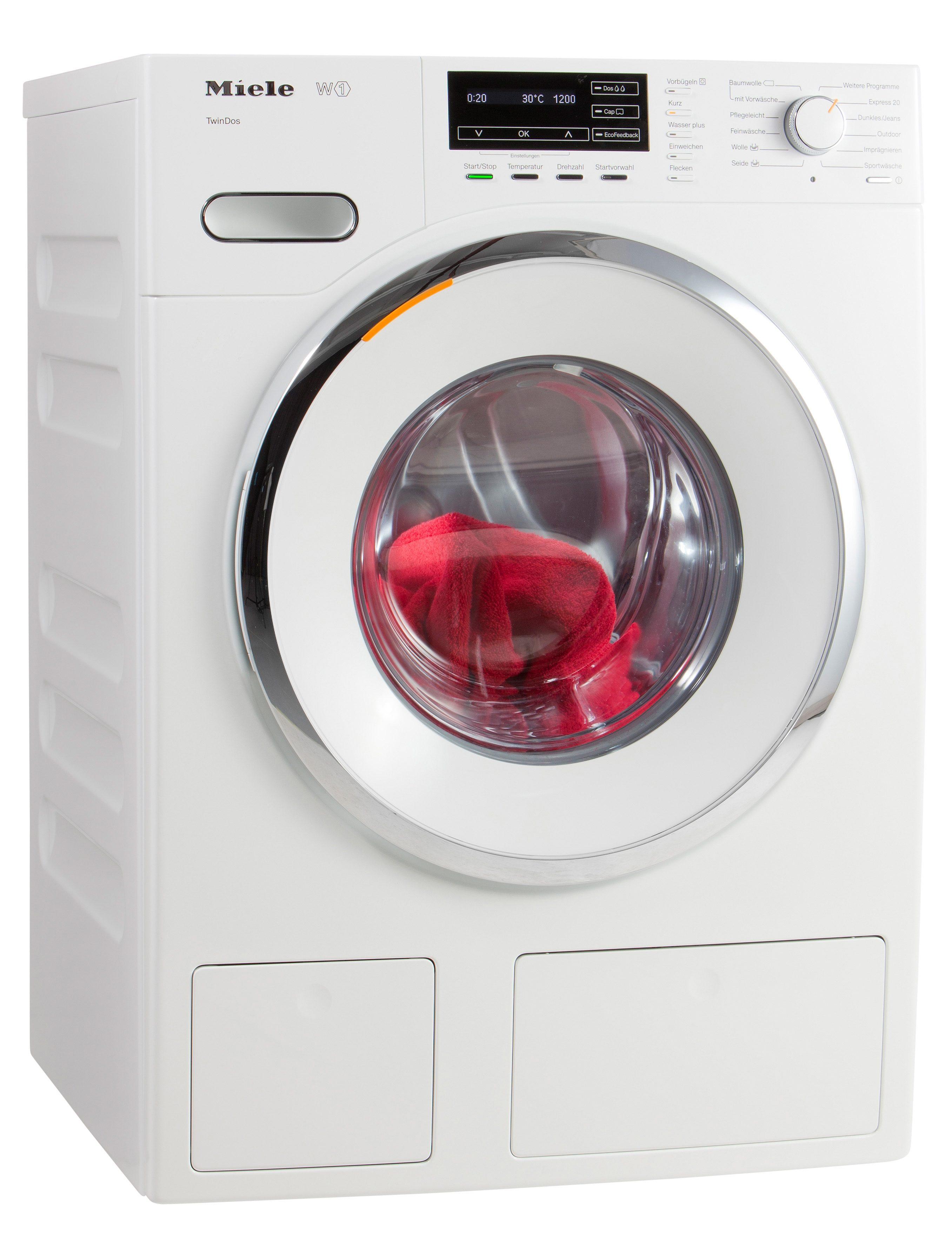 Miele Waschmaschine WMG 120 WPS, 8 kg, 1600 U/Min