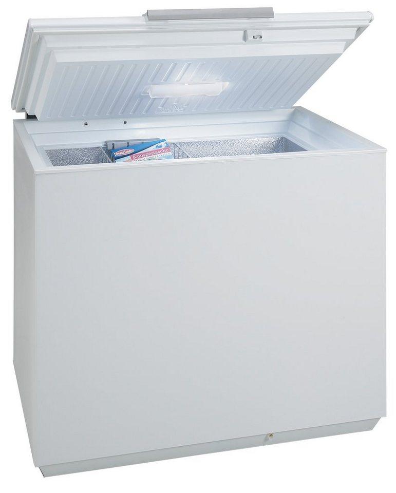 AEG Gefriertruhe ARCTIS A61900HLW0, A++, 94,6 cm breit in weiß