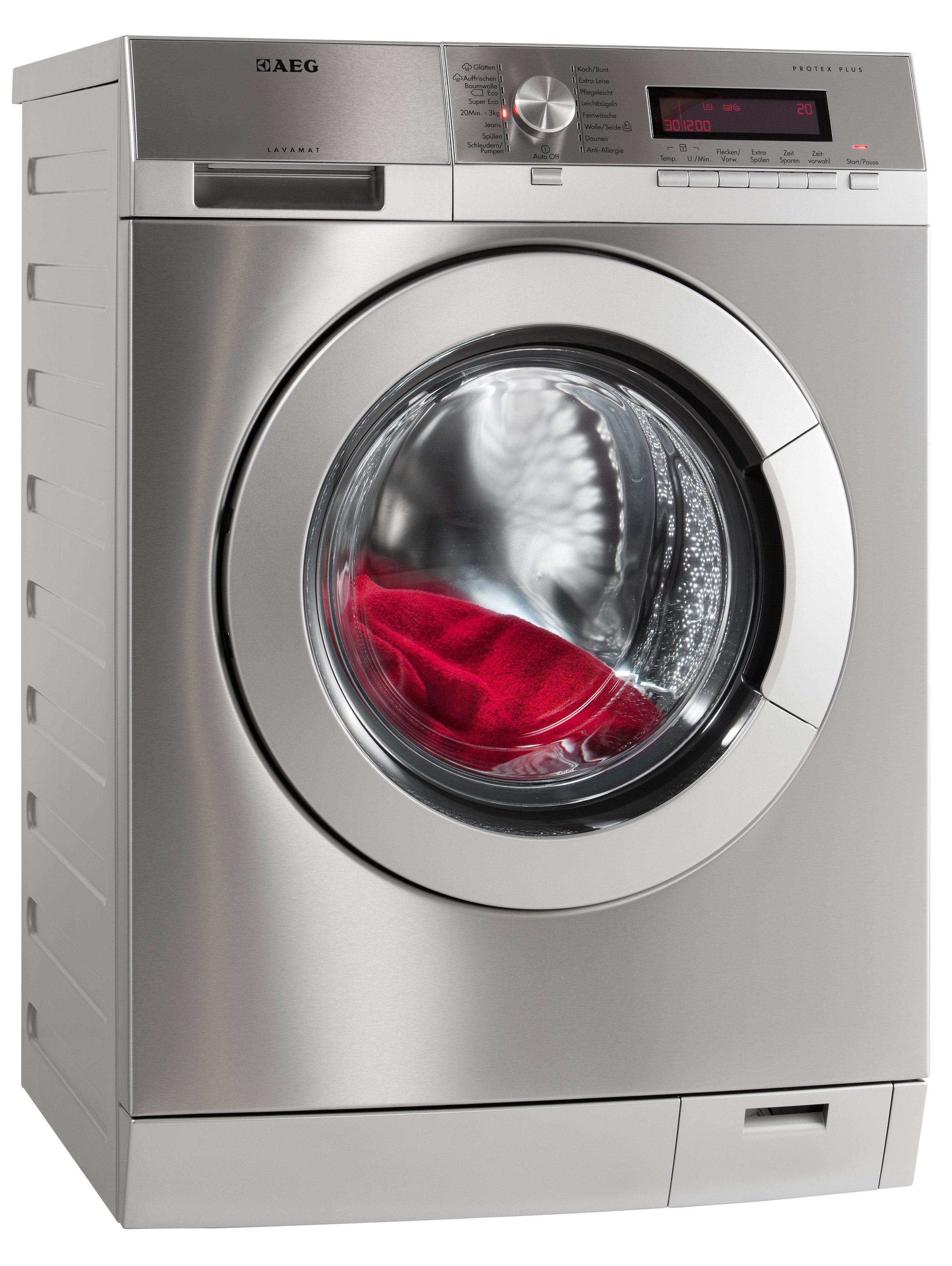 AEG Waschmaschine L87495XFL, A+++, 9 kg, 1400 U/Min