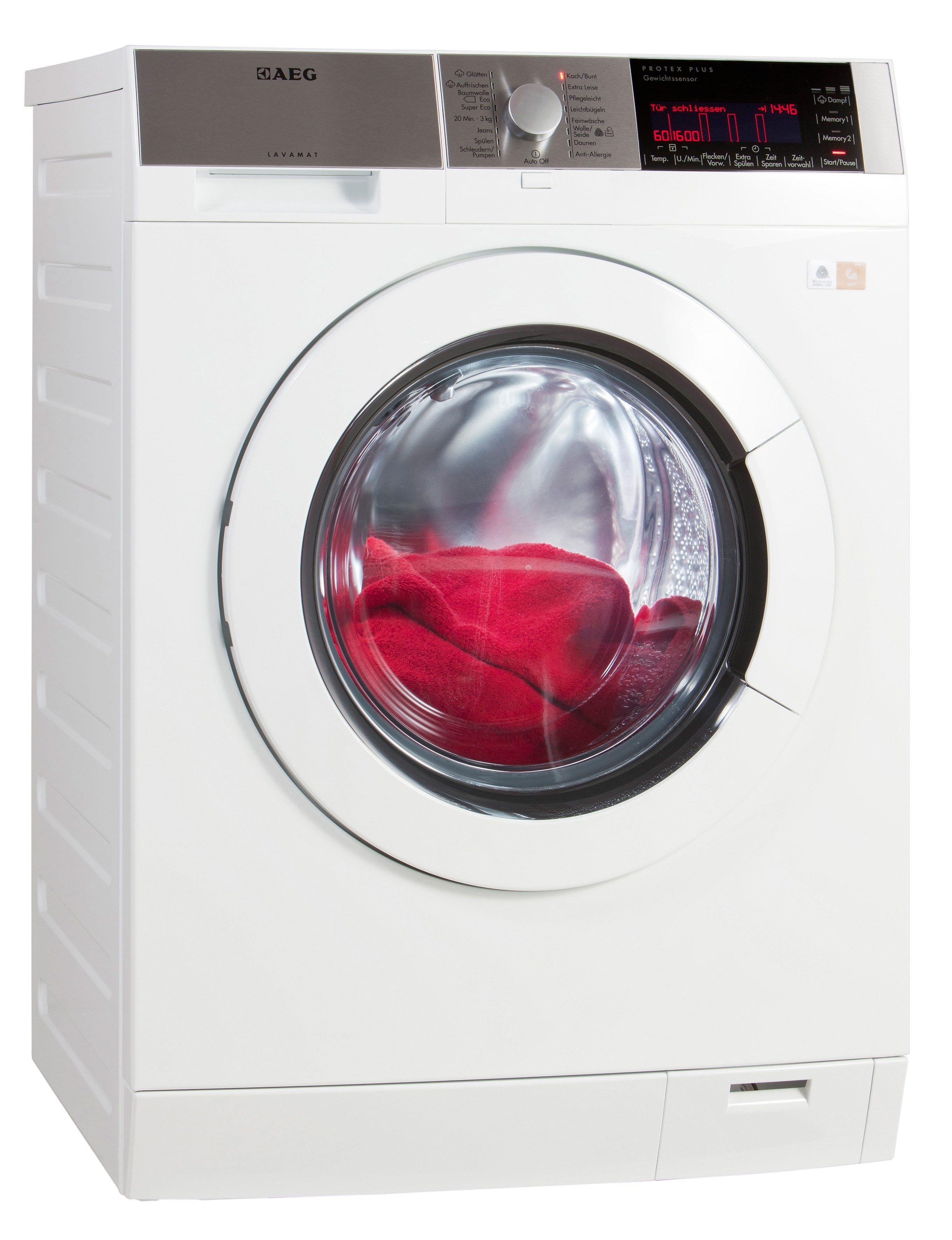 AEG Waschmaschine LAVAMAT L98685FL, 8 kg, 1600 U/Min